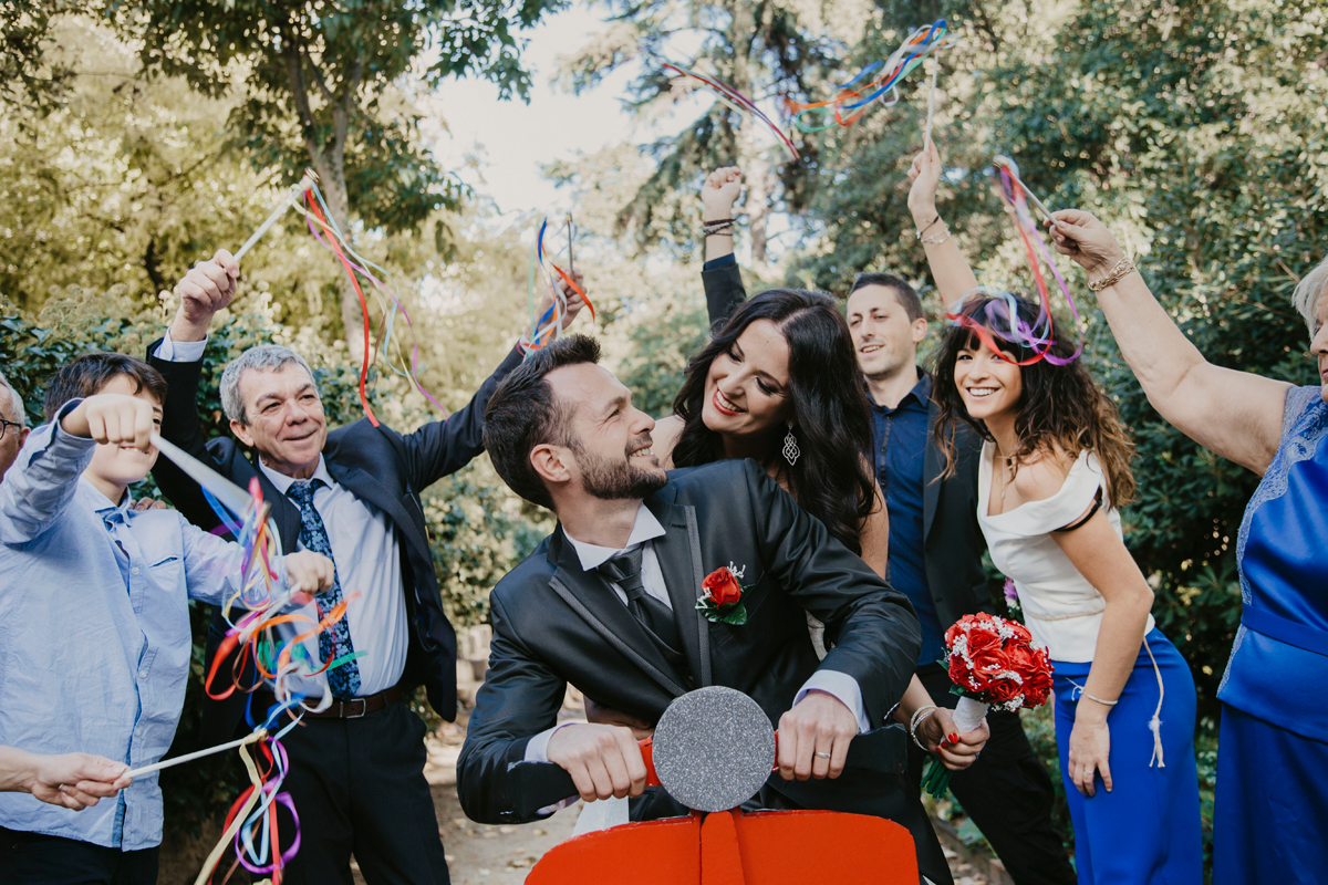 Fotografía de bodas en Badalona-Barcelona