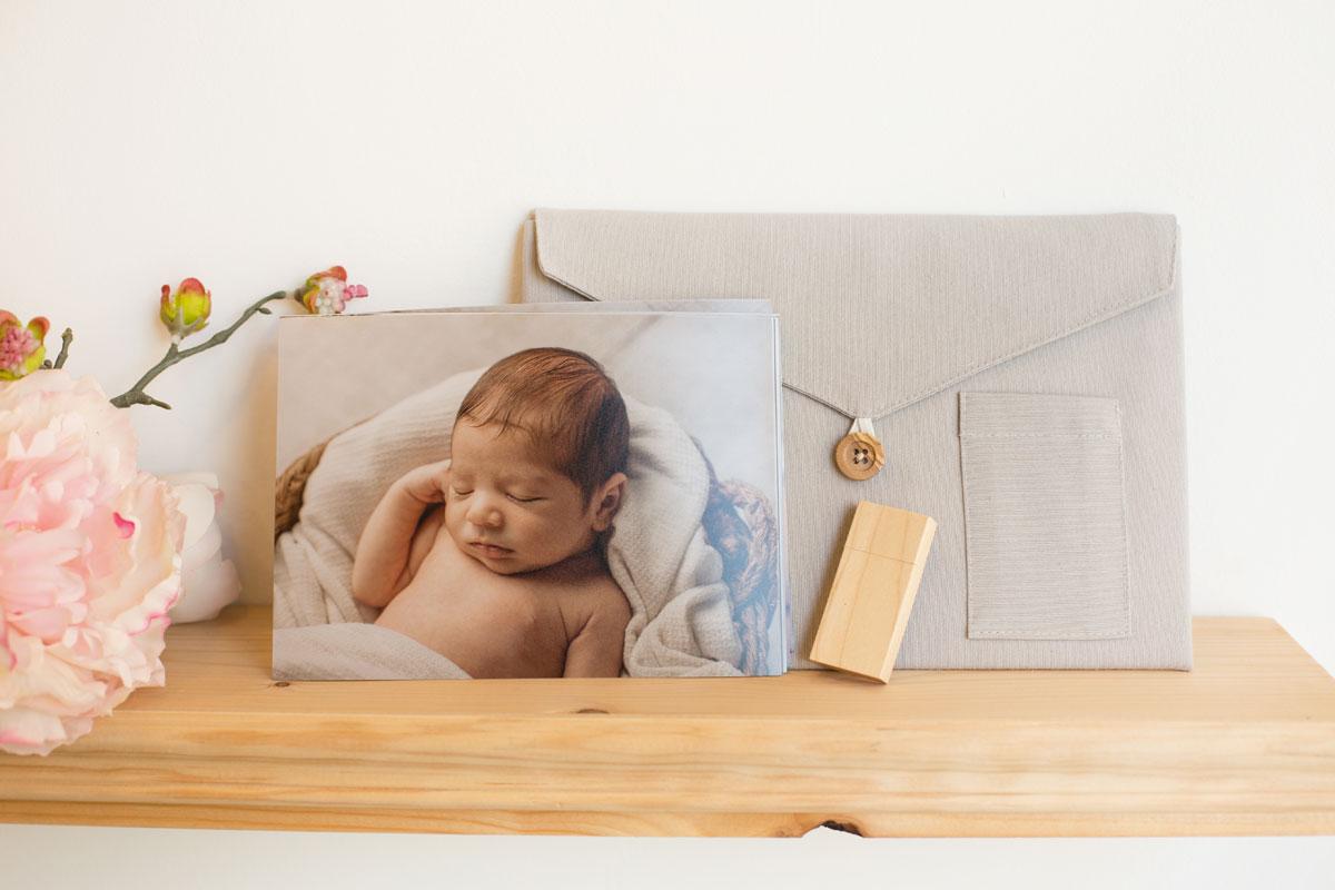 Fotografies de newborn per regalar