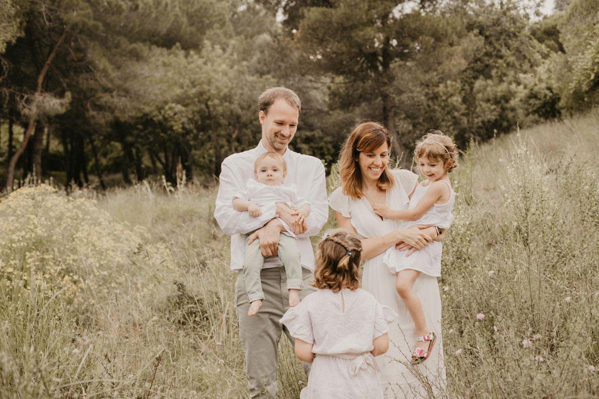 sesiones de fotografía de familia en Badalona-Barcelona