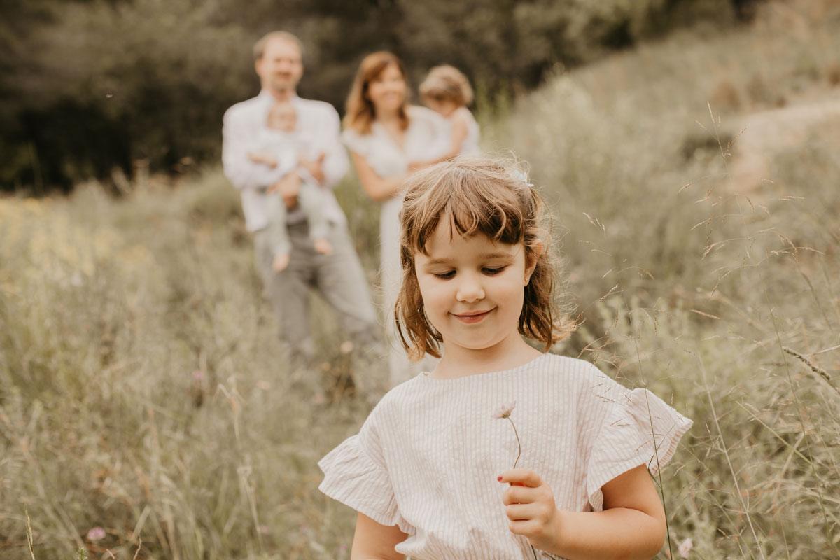 Fotos de familia en Badalona-Barcelona