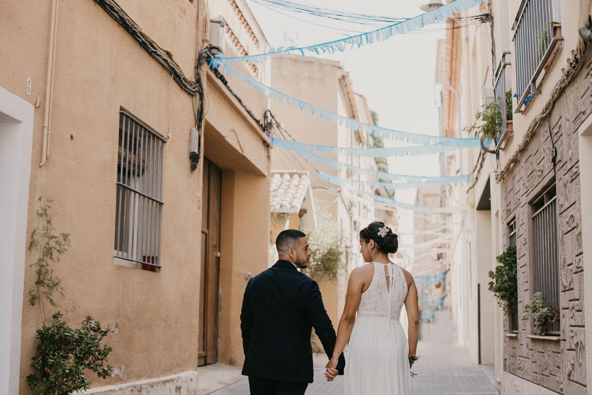 Fotógrafo de bodas en Badalona-Barcelona
