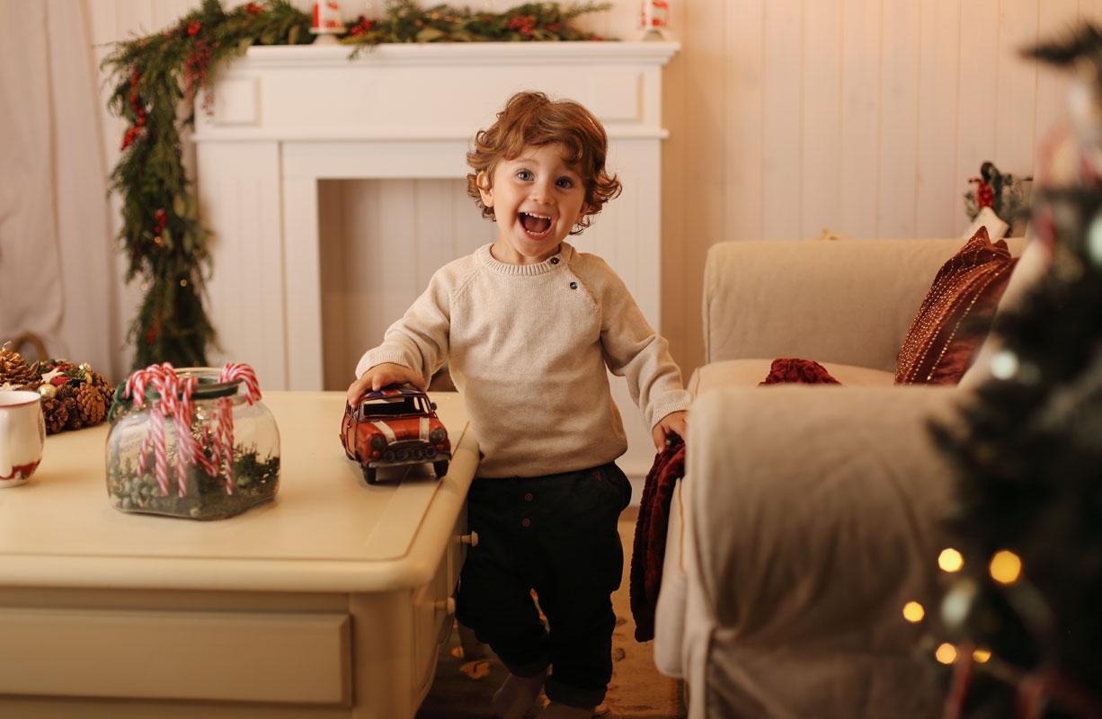Sessions fotogràfiques Nadal Badalona