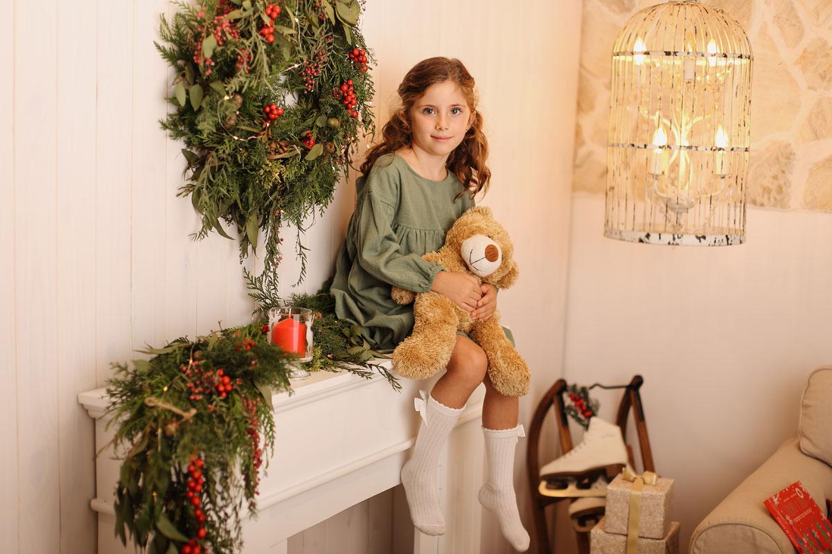 Sesiones de fotos especial Navidad Badalona